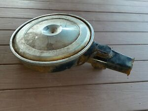 1964 389 Pontiac Grand Prix 4 Barrel Air Cleaner Original Gm Oem