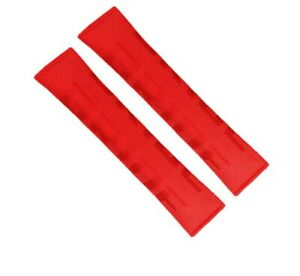 Bride Red Gradation Seat Belt Cover Shoulder Pads Fabric Racing Seat Material