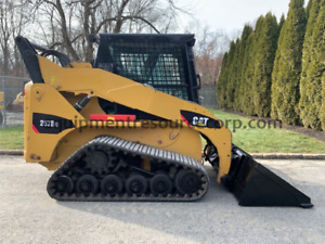 2008 Cat 257b2 Skid Steer