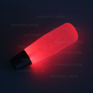 Universal Crystal Car Gear Shift Knob Led Light 7 Color Touch Activated Sensor