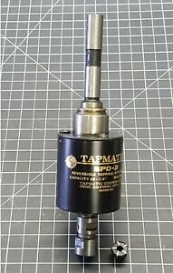 Tapmatic Spd3 Tapping Head On 1 2 Shank