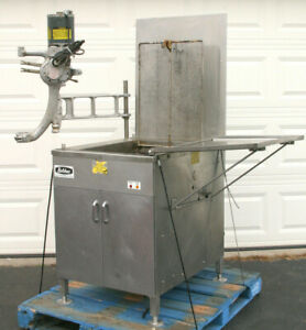 Belshaw Ng Gas Donut Fryer 718 Lcg With F Unit
