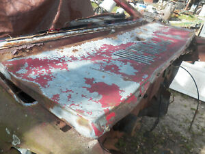1974 1978 Ford Mustang Ii Cowl Top
