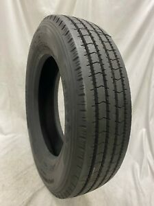 11r24 5 Steer All Positions 16 Ply Tires 4 Tires Road Crew 300 New
