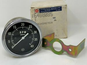 6468085 Ac Gm Tachometer General Motors
