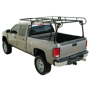 Full Size Truck Contractor Utility Kayak Rack Ladder Pickup Lumber 800lb Load