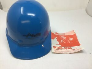 Fibre Metal Providence Worchester Railroad Hardhat Hard Hat 80 s Never Worn