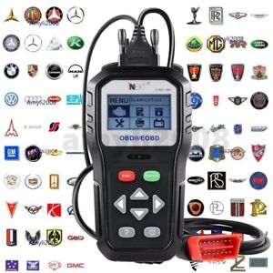 Auto Obd2 Code Readers Fault Diagnostic Car Engine Check Scanner Tool