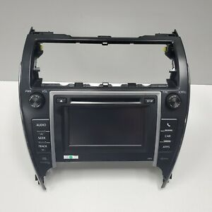 2012 2015 Toyota Camry Jbl Touch Screen Lcd Radio Mp3 Xm Cd Player 57013