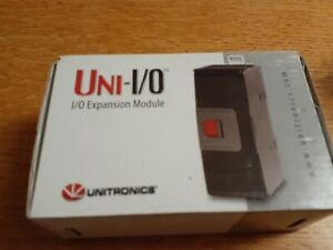 Unitronics Uid 0808r Digital I o 8 In 8 Out Relay Excellent Condition