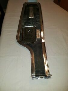 Gm 1965 66 67 68 69 Oldsmobile 442 F85 Cutlass 4 Speed Console Plate Box 5