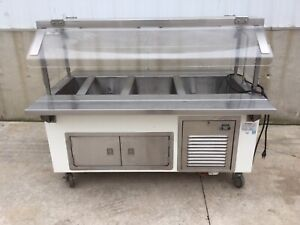 Colorpoint K60 cfma Commercial Refrigerator Cold Serving Counter Salad Bar