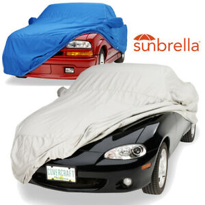 Covercraft Sunbrella Custom Car Cover 2011 To 2015 Chevrolet Camaro Convertible