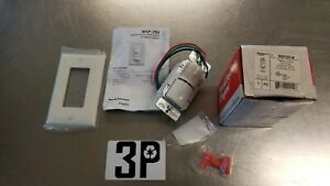 Legrand Pass And Seymour Wsp250 w Passive Infrared Wall Switch