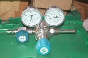 Airgas High Purity Cylinder Regulator Y14c445