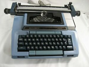 Refurb Smith Corona Coronamatic 2200 Typewriter 11 Carriage W warranty