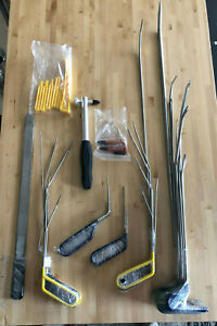 Ding King Pdr 29 Piece Plus Extras Pro Tech Paintless Dent Removal Tools Set