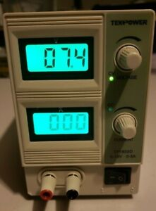 Tekpower Tp1803d Variable Dc Power Supply