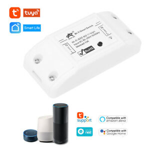 Wifi switch Timer Remote Control Itead Smart Home Diy 10a 2200w App Voice X2h1