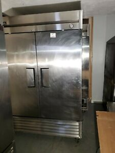 True Ts 49 49 Cu Ft Commercial Refrigerator Used Good Working Condition