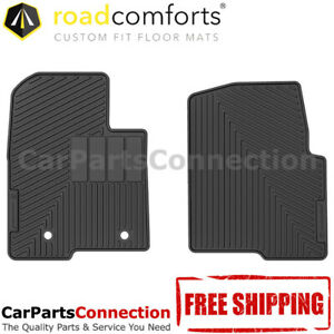 Road Comforts All Weather Floor Mat 206998 Front For Ford F 150 2013 Super Cab