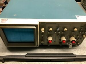 Tektronix 2235 100mhz Oscilloscope Calibrated With Certificate