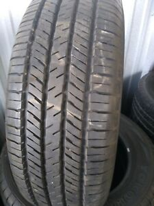 4 Used Tires 225 60 17