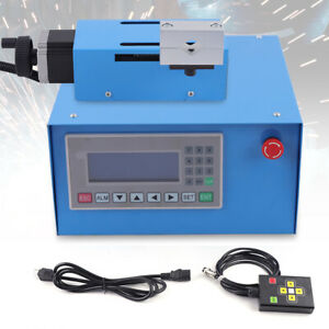 Automatic Mig Mag Tig Welding Welder Oscillator Weaver Plc Motorized Controlled