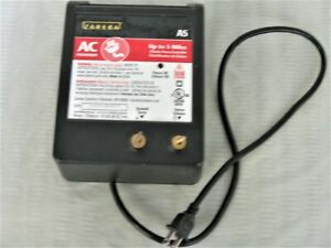 Zareba A5 Electric Fence Charger Controller 5 Miles