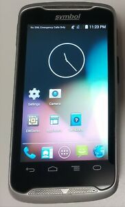 Motorola Symbol Tc55ah Mobile Computer Scanner Tc55 Android With Protective Case