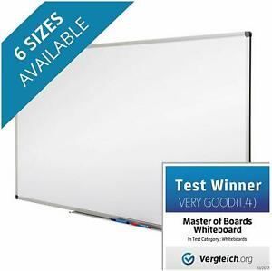 Magnetic White Board Dry Erase Board 1 Europe Excellent For Office 24 X 36