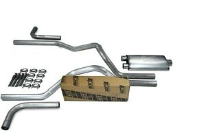 Ford F 150 Truck 04 14 2 5 Dual Exhaust Kits Borla Pro Xs Side Exit