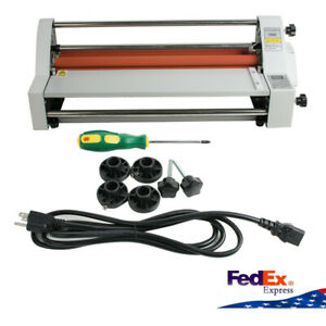 17 hot Cold Roll Laminator Singl dual Sided Laminating Machine 0 1 5mmthickness