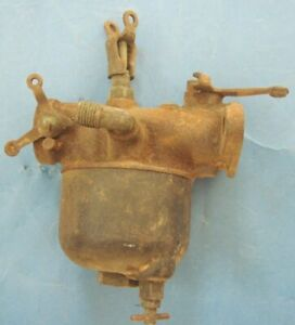 Model T Ford Carburetor Kingston L 4 Good Original