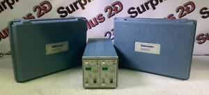 Tektronix Am503b Current Probe Amplifiers W A6303 Probes
