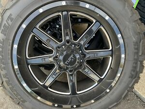 22inch Rims On 33 Inch Tires
