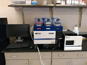 Stratedigm 520exi Flow Cytometer A600 Autosampler