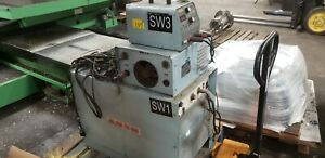 Nelson Trw Tr850 Stud Welder 1 2 With Gun Cables And Image Industries Cd110