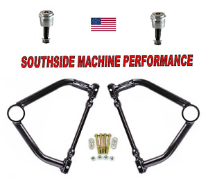 Ssm Performance Lifted 2wd Blazer S 10 Extended Tubular Control Arm Kit