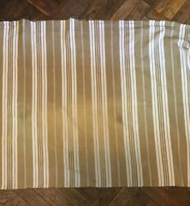 Free Shipping Antique Vintage French Ticking Stripe Fabric