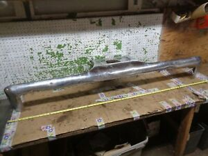 1960 Ford Thunderbird Rear Lower Bumper Face Bar 1958 1959 Tbird T bird Oem
