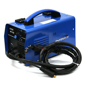 Mig 120s Inverter Mig Mma Gas Flux Welder 110v 20 120a Auto Feed Welding Machine