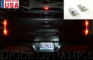 Led License Plate Light Bulbs 2018 2020 Ford F 150 Pure White Diode Dynamics