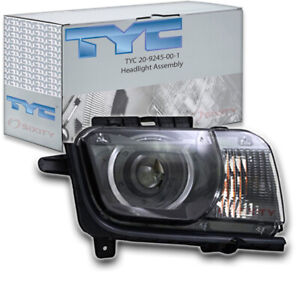 Tyc 20 9245 00 1 Headlight Assembly For General Motors 20981022 Fq