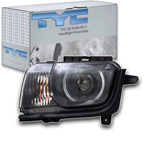 Tyc 20 9246 00 1 Headlight Assembly For General Motors 20981021 Cy