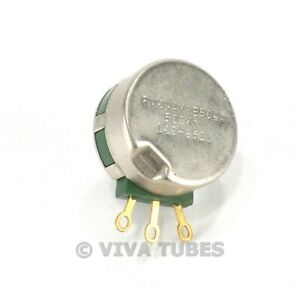 Vintage Clarostat Model Rv4naysb504a Potentiometer 500k Ohm
