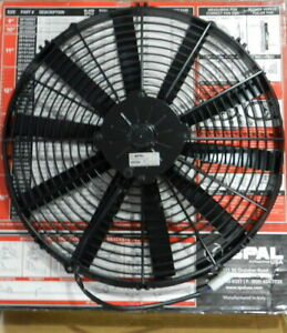 Spal Medium Profile Fan 12v Puller 30101516