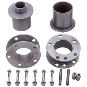 Front Rear 3 Lift Kit Spacers For Mercury Grand Marquis Town Car 2003 2011