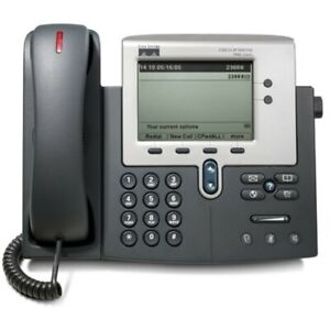 One Refurbished Cisco Unified Ip 7941g Phone cp 7941 Telephone
