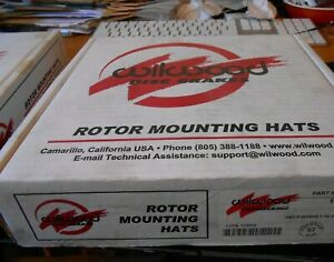 Wilwood Gt Series Fixed Mount Rotor Hats 170 7038
